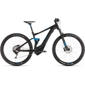 Cube Stereo Hybrid 120 Race 500 E-MTB fullsuspension sort
